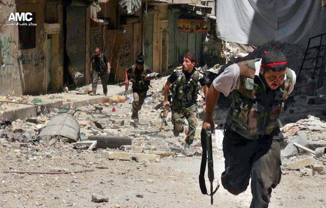 Cuộc chiến đẫm máu ở Syria vẫn chưa thấy hồi kết