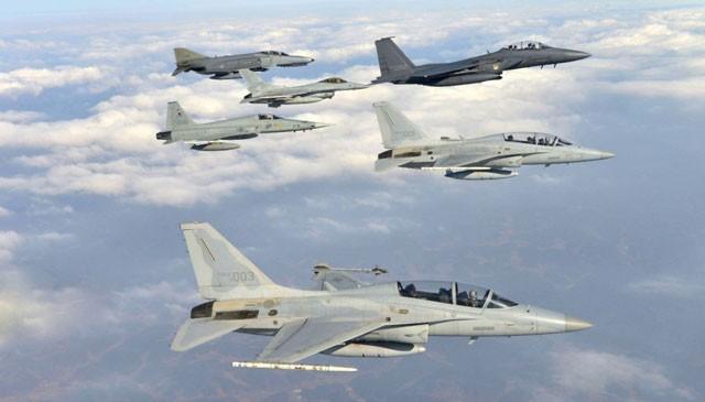 So sánh sức mạnh không quân Triều Tiên và Hàn Quốc ảnh 5