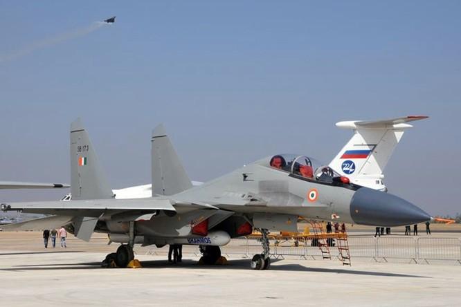 Tên lửa BrahMos có cả phiên bản phóng từ trên không, trang bị trên chiến đấu cơ Su-30