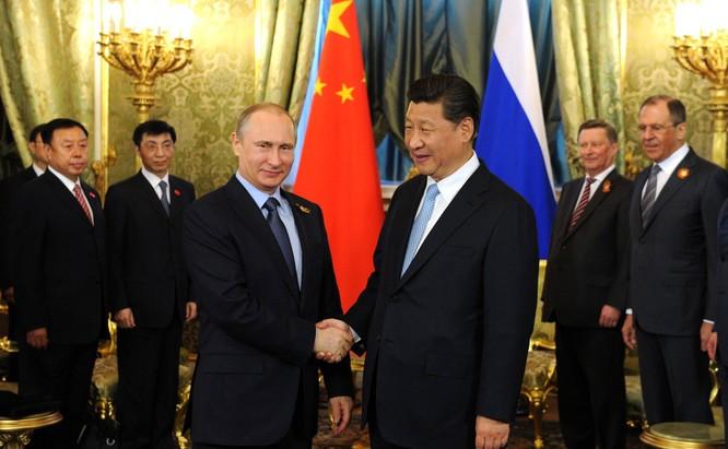 Ông Tập Cận Bình vừa có chuyến thăm Nga, hai bên đã ký kết hàng loạt thỏa thuận hợp tác