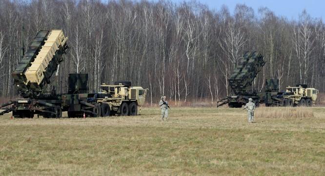 NATO bố trí nhiều khẩu đội Patriot phòng thủ tên lửa Nga