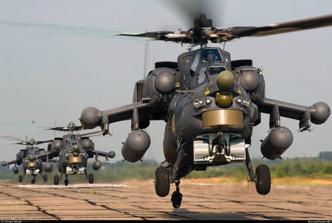 Trực thăng tấn công