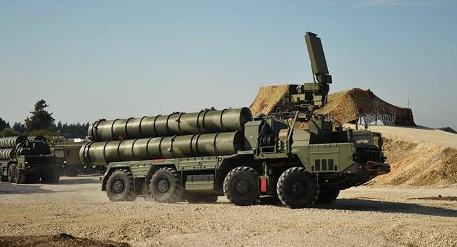 Nga đã triển khai các hệ thống tên lửa S-300 và S-400 tới chiến trường Syria