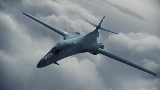 Máy bay ném bom chiến lược B-1B của Mỹ