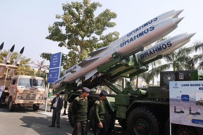 Tên lửa BrahMos của Ấn Độ cực kỳ uy lực