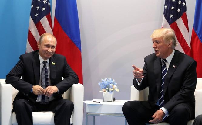 Ông Trump hứa sửa chữa quan hệ với Nga nhưng quan hệ Mỹ-Nga hiện vẫn chưa thoát khỏi quỹ đạo căng thẳng
