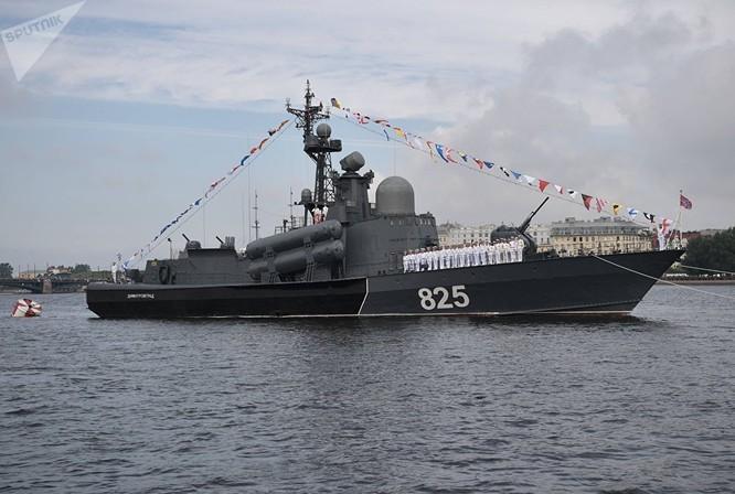 Cuộc diễu binh nhân Ngày Hải quân Liên bang Nga