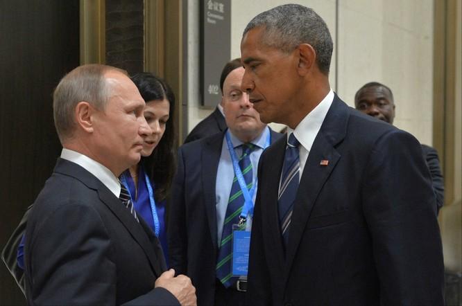 Cuộc gặp lạnh lẽo giữa hai nhà lãnh đạo Nga và Mỹ đã nói nên mối quan hệ căng thẳng