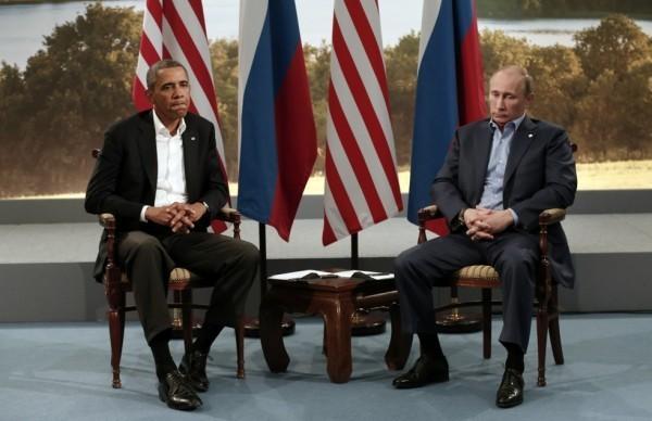 Cuộc gặp lạnh lẽo giữa hai nhà lãnh đạo Nga và Mỹ thời ông Obama đã thể hiện trong các cuộc gặp gỡ