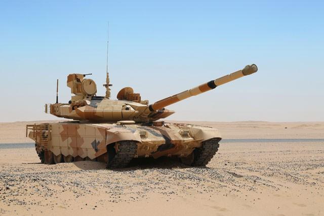 """Quân Nga mua """"kẻ hủy diệt"""" và tăng T-90M ảnh 1"""