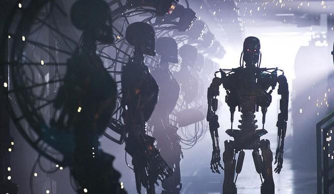 Liệu sẽ có những đội quân robot với trí tuệ nhận tạo trên chiến trường tương lai?