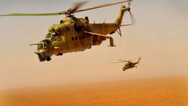 """""""Quả đấm thép"""" Nga tung đòn đảo ngược cục diện chiến trường Syria ảnh 6"""