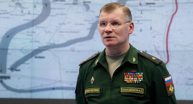 Tướng Konashenkov nói Mỹ chỉ giả vờ chống IS