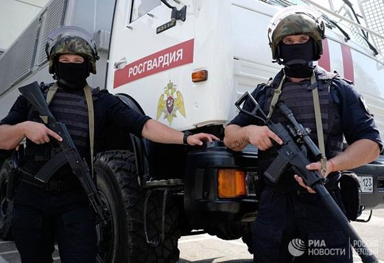 """Từ Chechnya đến Syria, đặc nhiệm Nga trang bị """"đến tận răng"""" ảnh 2"""