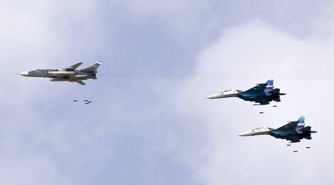 Chiến đấu cơ Nga tại Syria