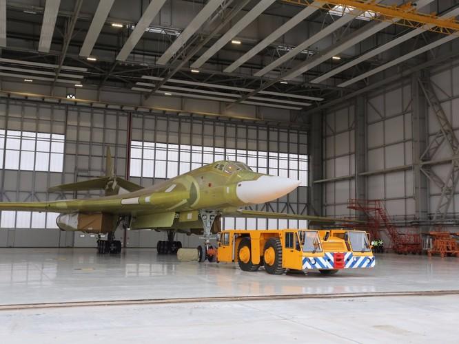 """Thiên nga trắng Tu-160M2 Nga """"lột xác"""" thành cỗ máy hủy diệt mới ảnh 2"""