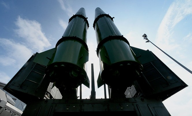 tên lửa di động Iskander