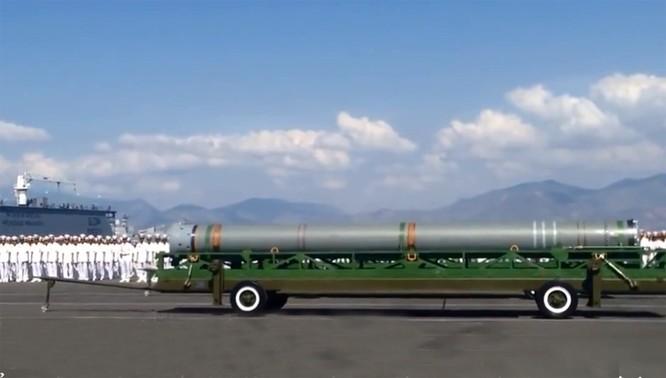 Tên lửa Club-S trang bị trên tàu ngầm Kilo của Hải quân Việt Nam