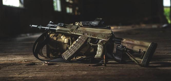 Súng trường tấn công mới AK-12