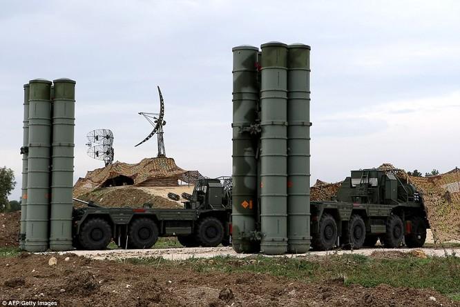 Mỹ có thể sớm ồ ạt giáng đòn vào Syria? ảnh 3