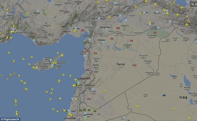 Mỹ có thể sớm ồ ạt giáng đòn vào Syria? ảnh 4
