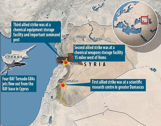 Ông Trump đòi tấn công căn cứ Nga ở Syria? ảnh 1