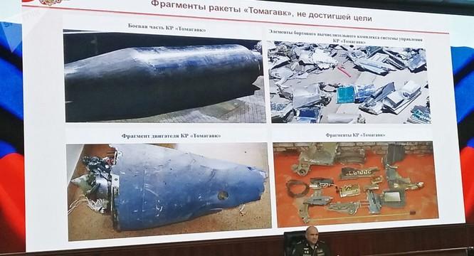 """Tên lửa Mỹ """"bị tóm"""" tại Syria sẽ phục vụ gì cho Nga ảnh 1"""