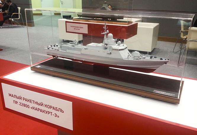 """tàu tên lửa đề án 22800 """"Shkval"""""""