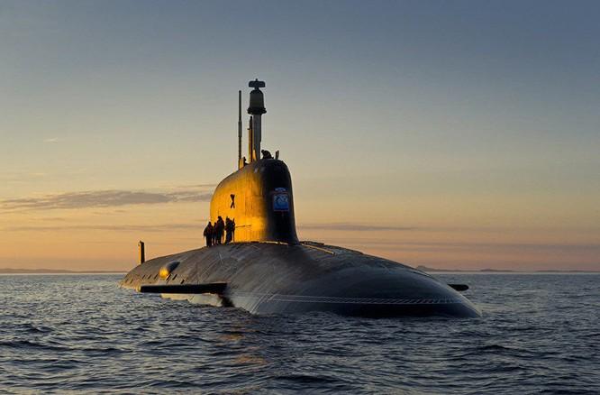 tàu ngầm hạt nhân «Yasen-M» của Nga