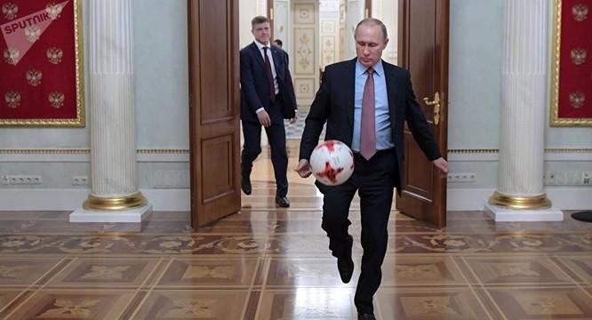 Không phải Đức hay Brazil, Putin cùng Nga mới là người chiến thắng World Cup 2018 ảnh 1