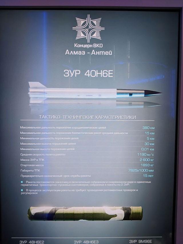 S-400 Nga khiến Mỹ-NATO rụng rời với đạn tên lửa siêu xa ảnh 1