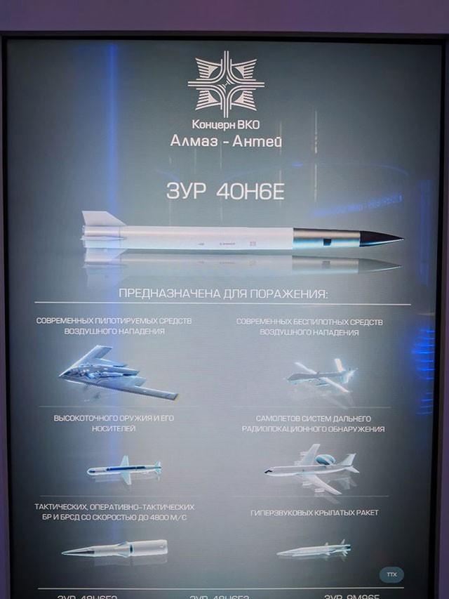 S-400 Nga khiến Mỹ-NATO rụng rời với đạn tên lửa siêu xa ảnh 2