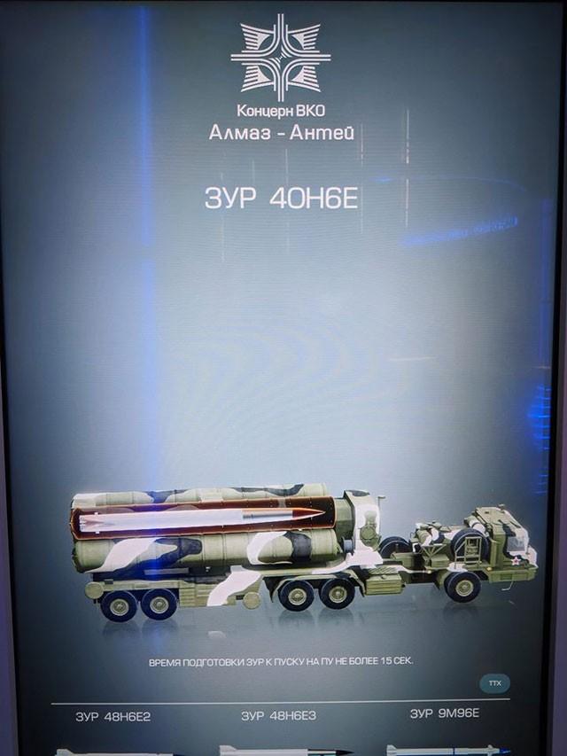 S-400 Nga khiến Mỹ-NATO rụng rời với đạn tên lửa siêu xa ảnh 3