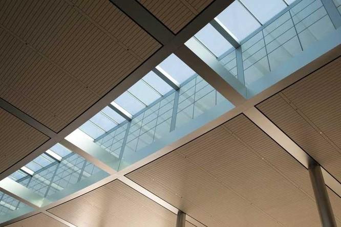 Cận cảnh nội thất tòa nhà phi thuyền sắp hoàn thành của Apple ảnh 3