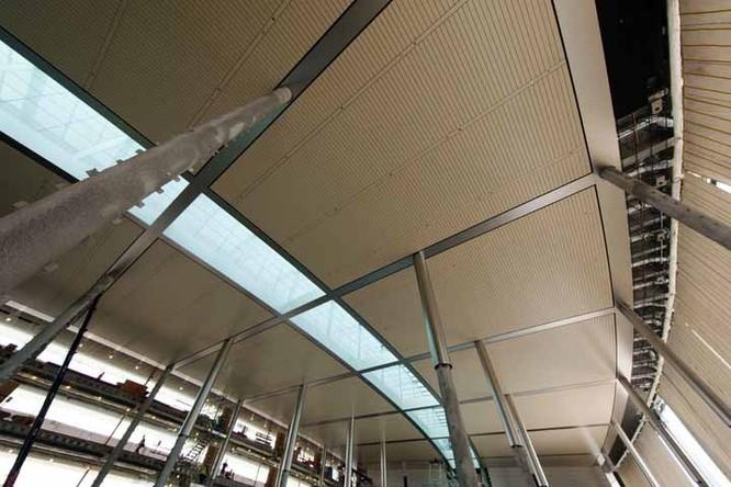 Cận cảnh nội thất tòa nhà phi thuyền sắp hoàn thành của Apple ảnh 2