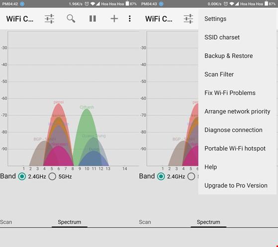 2 bước xem lại mật khẩu Wi-Fi trên smartphone ảnh 2