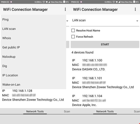 2 bước xem lại mật khẩu Wi-Fi trên smartphone ảnh 3