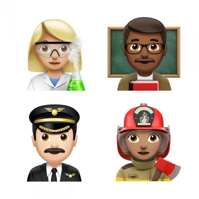 100 emoji mới của Apple có gì hot? ảnh 4