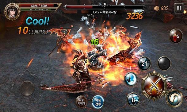 """5 game mobile """"nổi đình nổi đám"""" xứ Hàn mà cả thế giới phải biết đến ảnh 9"""