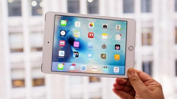 iPad Mini 4 – đây là chiếc tablet cỡ nhỏ tốt nhất hiện nay trên thị trường. Máy có thiết kế cực kỳ nhỏ gọn và trọng lượng 295g, đáp ứng khả năng di chuyển như một chiếc smartphone cỡ lớn.