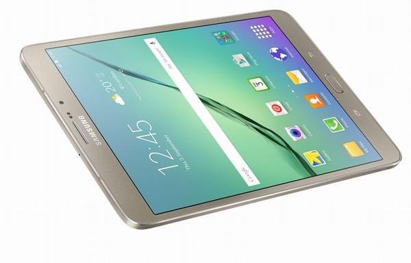 Samsung Galaxy Tab S2 – đây là một trong những máy tính bảng chất lượng cao có thiết kế mỏng nhất và nhẹ nhất trên thị trường. Máy sở hữu vẻ ngoài cao cấp và sang trọng với phần khung viền kim loại nổi bật. Kích thước siêu mỏng với bề dày chỉ 5,6mm kết hợp với trọng lượng siêu nhẹ, giúp người dùng dễ dàng mang theo khi di chuyển.