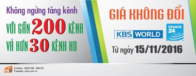 Dịch vụ MyTV của VNPT bổ sung thêm nhiều kênh nước ngoài ảnh 1