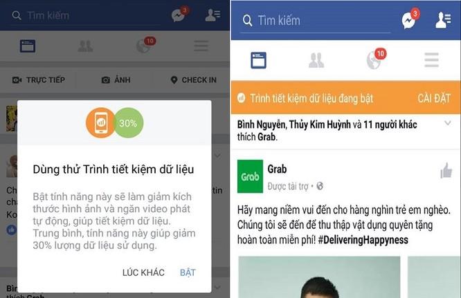 Mẹo tiết kiệm dung lượng 3G khi lướt Facebook ảnh 3
