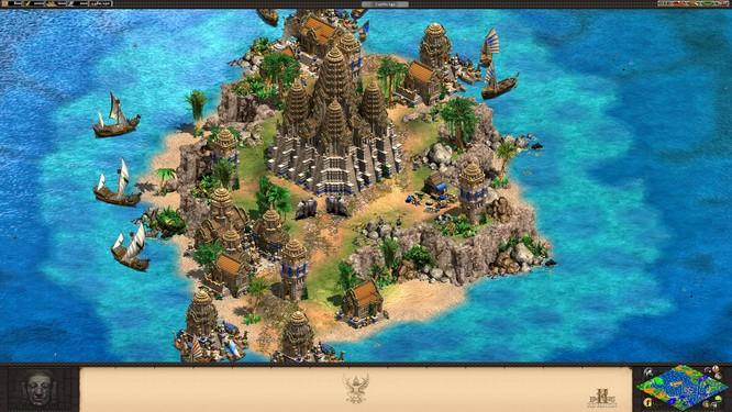 Đại Việt của Lê Lợi xuất hiện trong game Age of Empires II HD: Rise of the Rajas ảnh 1
