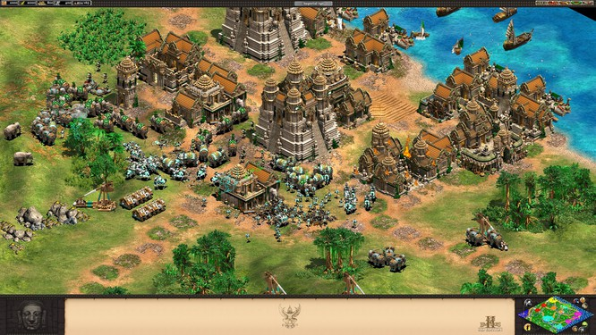 Đại Việt của Lê Lợi xuất hiện trong game Age of Empires II HD: Rise of the Rajas ảnh 3