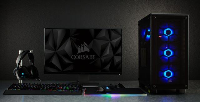 Bộ đôi vỏ case Corsair Crystal Series 460X và 570X: Dẫn đầu xu hướng ảnh 1