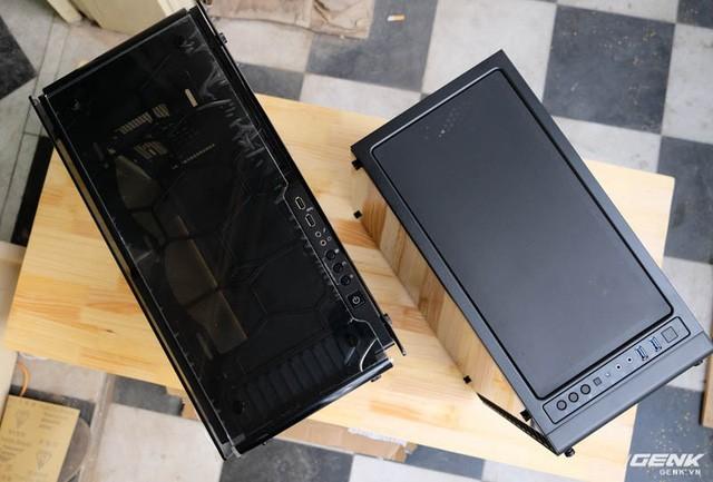 Bộ đôi vỏ case Corsair Crystal Series 460X và 570X: Dẫn đầu xu hướng ảnh 2