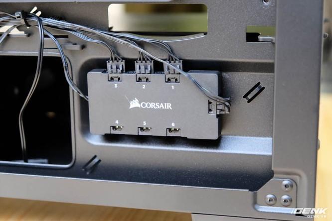 Bộ đôi vỏ case Corsair Crystal Series 460X và 570X: Dẫn đầu xu hướng ảnh 4