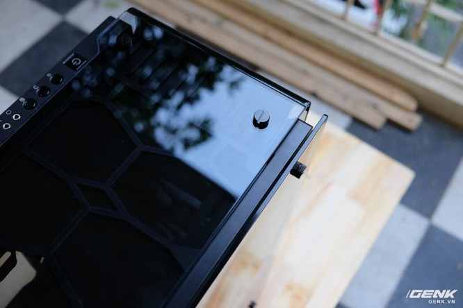 Bộ đôi vỏ case Corsair Crystal Series 460X và 570X: Dẫn đầu xu hướng ảnh 6