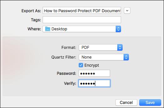 3 cách đặt mật khẩu bảo vệ file PDF ảnh 5